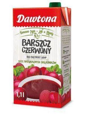 Picture of BARSZCZ CZERWONY 1,1 L DAWTONA