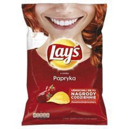 Picture of CHIPSY LAYS 140G PAPRYKA