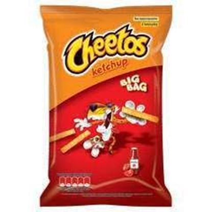 Picture of CHRUPKI CHEETOS 85G KETCHUP