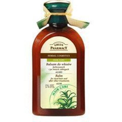 Picture of BALSAM DO WLOSOW ALOES 300ML GREEN PHARMACY