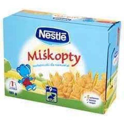 Picture of BISZKOPTY NESTLE MISKOPTY 180G
