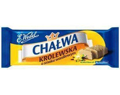 Picture of CHALWA KROLEWSKA WANILIA 100G WEDEL