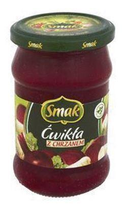 Picture of CWIKLA Z CHRZANEM 290G SMAK