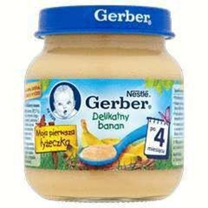 Picture of DESEREK GERBER 125G DELIKATNY BANAN (4MC)