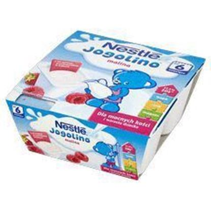 Picture of DESEREK JOGOLINO 400G MALINA 4-PAK (6MC) NESTLE