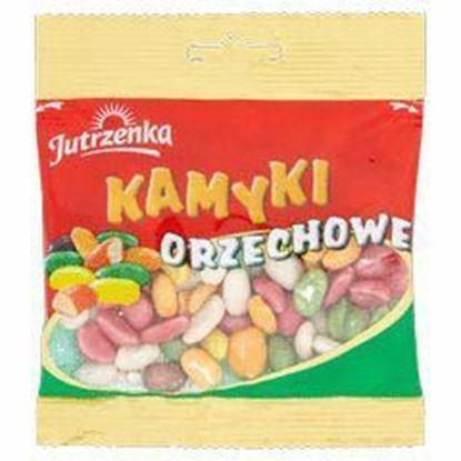 Picture of DRAZE KAMYKI ORZECHOWE 100G JUTRZENKA