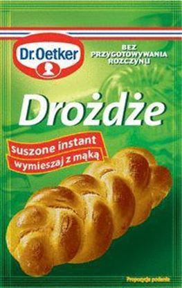Picture of DROZDZE DR OETKER INSTANT 7G