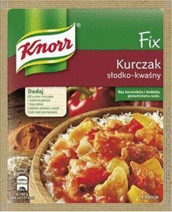 Picture of FIX KNORR KURCZAK SLODKO-KWASNY 64G