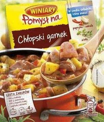 Picture of FIX WINIARY POMYSL NA CHLOPSKI GARNEK 40G