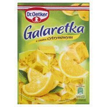 Picture of GALARETKA DR OETKER CYTRYNOWA 75G