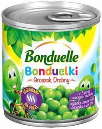 Picture of GROSZEK DROBNY BONDUELKI 212ML BONDUELLE