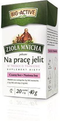 Picture of HERBATA EXP ZIOLA MNICHA JELITA 20*2G BIG-ACTIVE