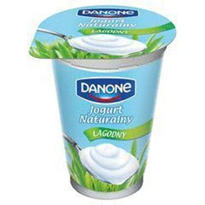 Picture of JOGURT NATURALNY 165G DANONE