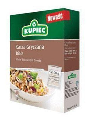 Picture of KASZA GRYCZANA BIALA 4*100G KUPIEC