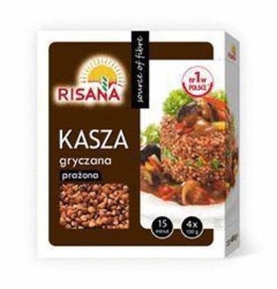 Picture of KASZA GRYCZANA RISANA SONKO 4*100G KARTON HFP