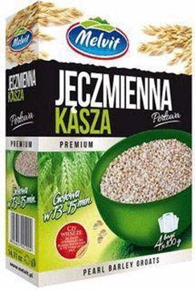 Picture of KASZA JECZMIENNA PERLOWA 4*100G MELVIT