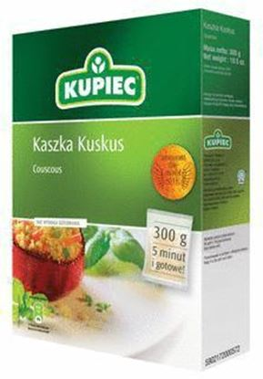 Picture of KASZKA KUSKUS 300G KUPIEC