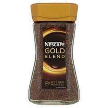 Picture of KAWA ROZPUSZCZALNA NESCAFE GOLD 100G NESTLE