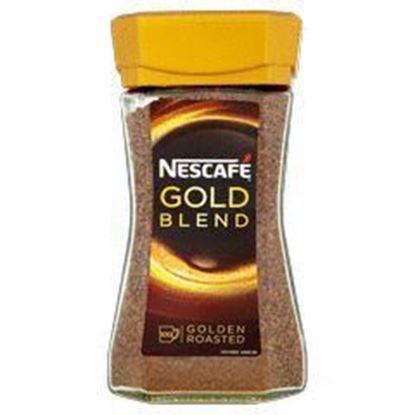 Picture of KAWA ROZPUSZCZALNA NESCAFE GOLD 200G