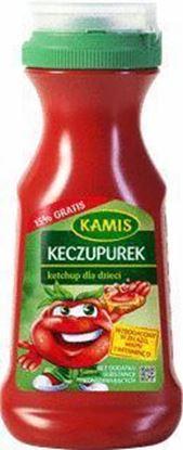 Picture of KECZUPUREK - KETCHUP DLA DZIECI 350G KAMIS