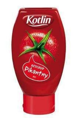 Picture of KETCHUP KOTLIN PIKANTNY 450G BUT PLAST