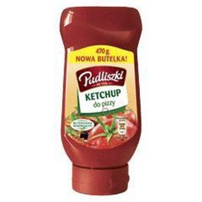 Picture of KETCHUP PUDLISZKI DO PIZZY 470G BUT PLAST