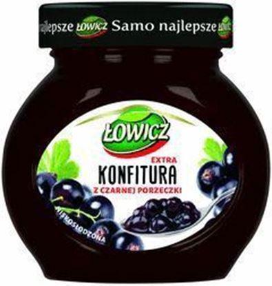 Picture of KONFITURA LOWICZ CZARNA PORZECZKA 240G