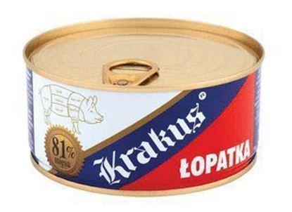 Picture of KONSERWA LOPATKA WIEPRZOWA 300G KRAKUS