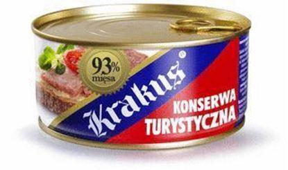 Picture of KONSERWA TURYSTYCZNA LUKSUSOWA 300G KRAKUS