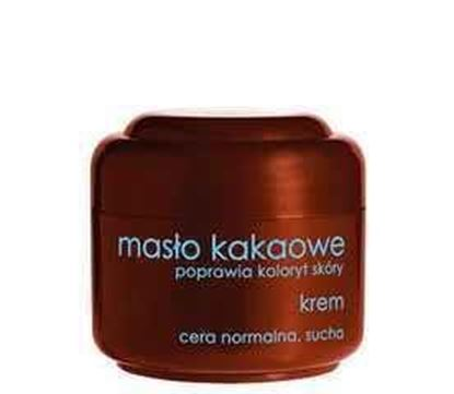 Picture of KREM MASLO KAKAOWE 50 ML ZIAJA
