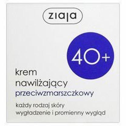 Picture of KREM NAWILZAJACY PRZECIWZMARSZCZKOWY 40+ 50ML ZIAJA