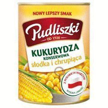 Picture of KUKURYDZA KONSERWOWA 400G PUDLISZKI