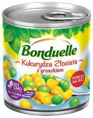 Picture of KUKURYDZA ZLOCISTA Z GROSZKIEM 212ML BONDUELLE