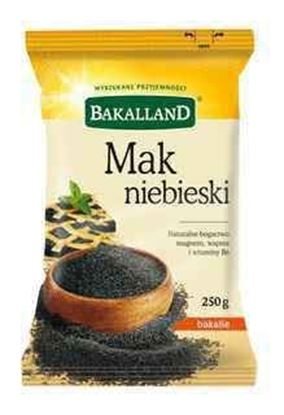 Picture of MAK NIEBIESKI 250G BAKALLAND