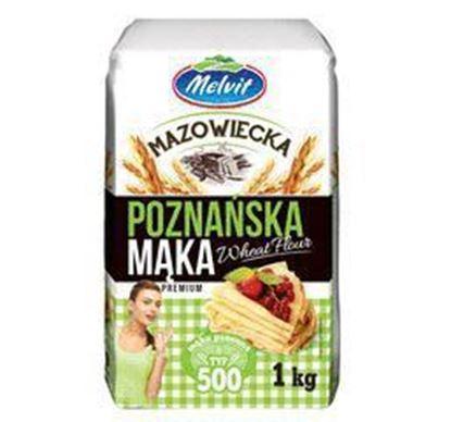 Picture of MAKA POZNANSKA 1KG T500 MELVIT