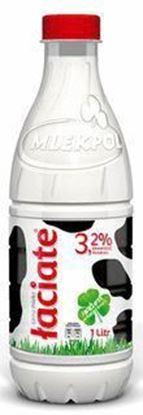 Picture of MLEKO LACIATE 3,2% 1L BUT PET
