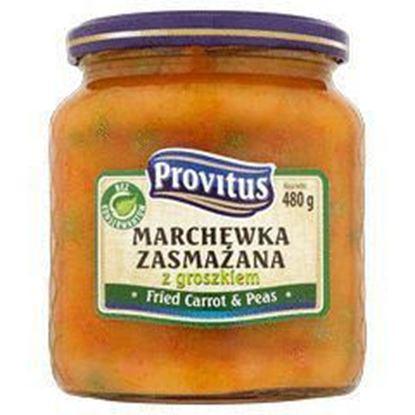 Picture of MARCHEWKA ZASMAZANA GROSZEK 480G PROVITUS
