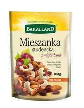 Picture of MIESZANKA STUDENCKA 100G BAKALLAND