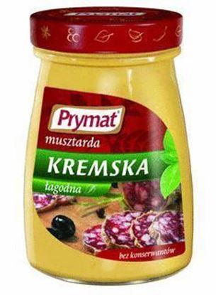 Picture of MUSZTARDA PRYMAT KREMSKA 185G