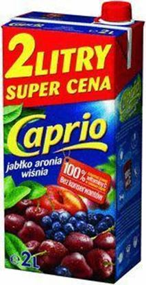 Picture of NAPOJ 2L JABLK-ARONIA-WISNIA KARTON CAPRIO