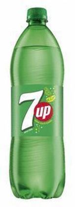 Picture of NAPOJ 7UP 1L GAZ PET
