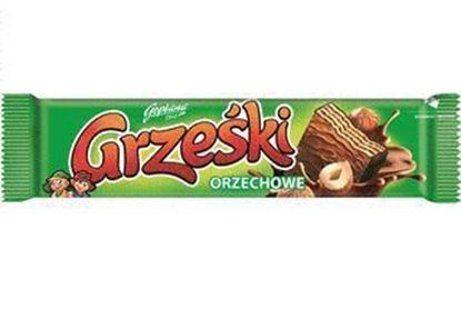 Picture of WAFELEK GRZESKI W CZEKOLADZIE ORZECHOWE 36G GOPLANA