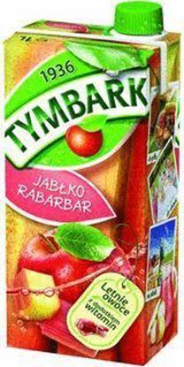 Picture of NAPOJ TYMBARK 1L JABLKO-RABARBAR KART