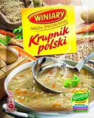 Picture of ZUPA WINIARY STANDARD KRUPNIK POLSKI 59G