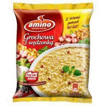 Picture of ZUPA AMINO NUDLE GROCHOWA 69G