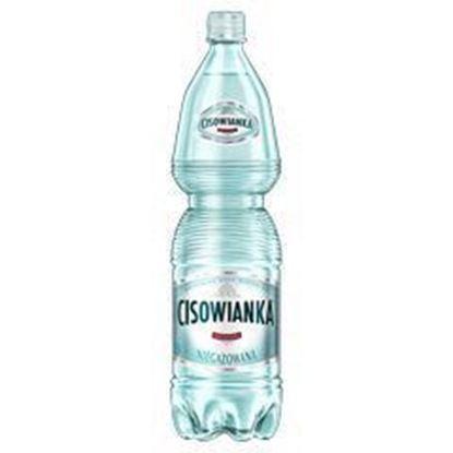 Picture of WODA CISOWIANKA 1,5L NGAZ PET NALECZOW