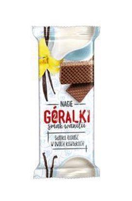 Picture of WAFLE GORALKI NAGIE SMAK WANILII 42G IDC POLONIA