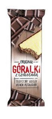 Picture of WAFLE GORALKI CZEKOLADOWE 50G IDC POLONIA