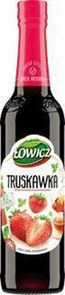 Picture of SYROP LOWICZ 400ML TRUSKAWKA
