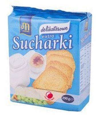 Picture of SUCHARKI MAMUT DELIKATESOWE 290G